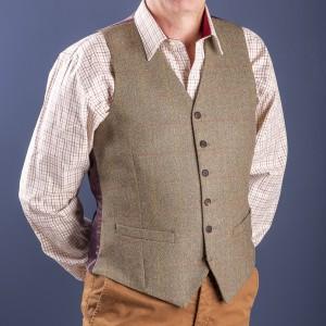 Magee Nice 2 Pocket Waistcoat