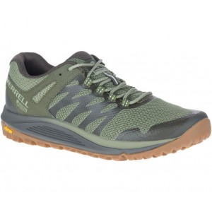 Merrell Nova 2 Goretex J066653 Shoes - Lichen