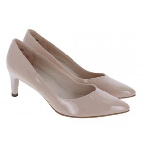 Peter Kaiser Nura 67951 Court Shoes - Powder Lack