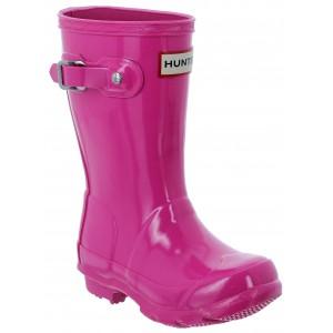 Hunter Original Kids Jft6000rgl Wellies - Bright Pink