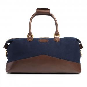 Fairfax & Favor Oxburgh Travel Bag - Navy