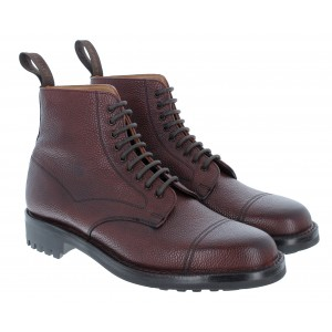 Cheaney Pennine R Boots - Burgundy