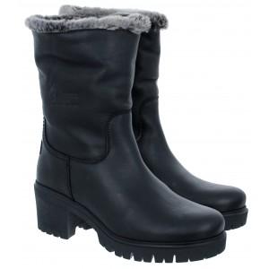 Panama Jack Piola Boots - Black