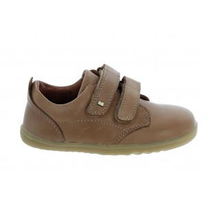 Bobux Step Up Port 7667 Shoes - Caramel