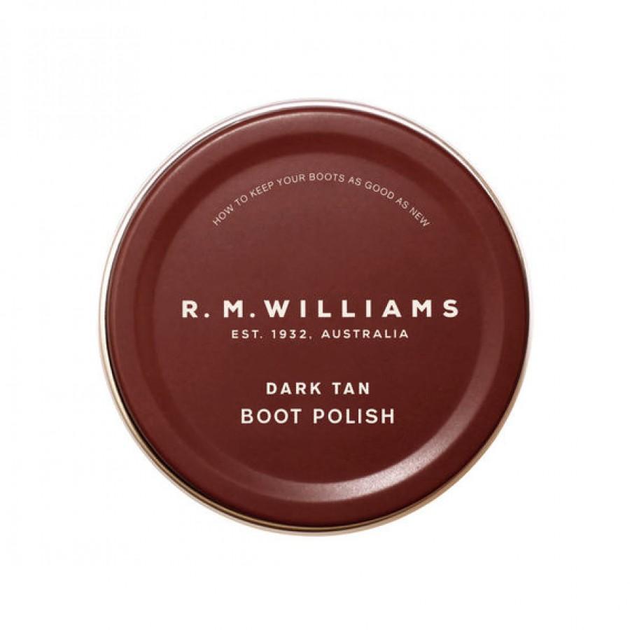 R.M Williams Stockman's Polish dark tan