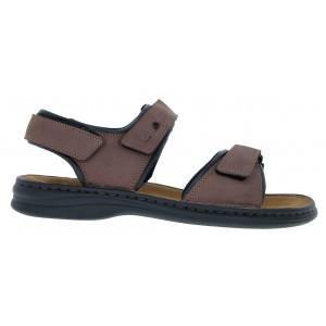 Josef Seibel Rafe 10104 Sandals - Brasil/Schwarz