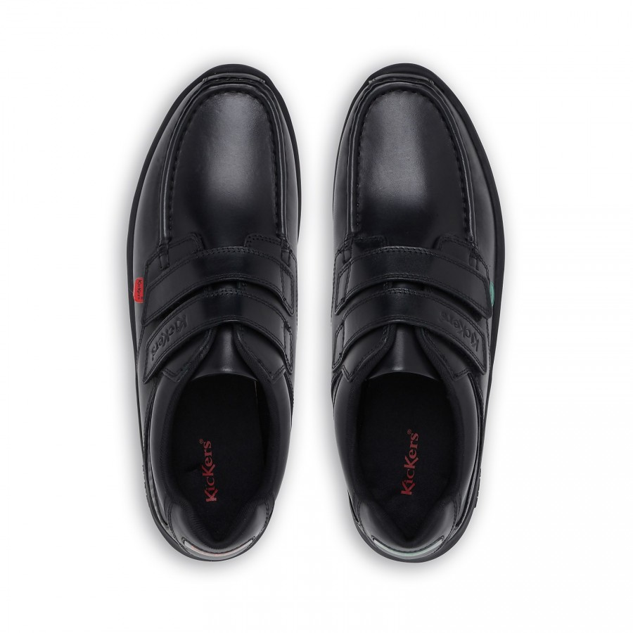 Reasan Strap Shoes - Black