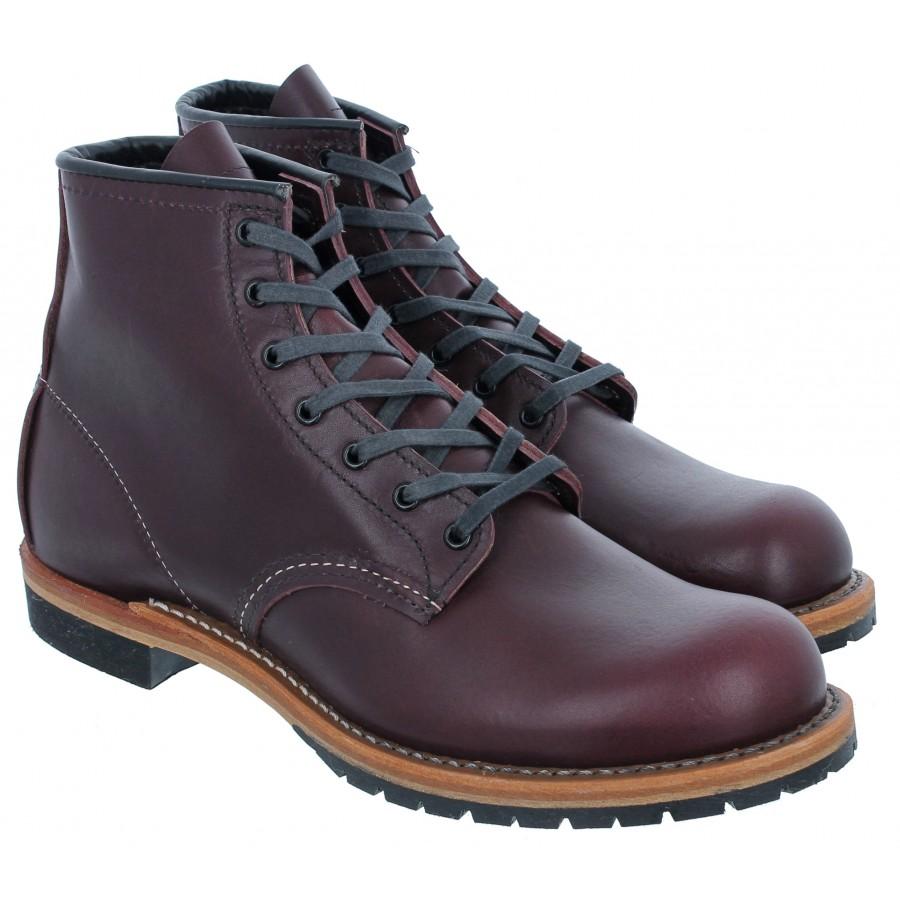 09011 Boots - Black Cherry