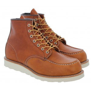 Red Wing Classic 875 Boots - Tan