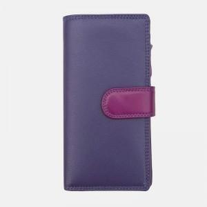 Prime Hide RFID London 6082 Purse- Purple