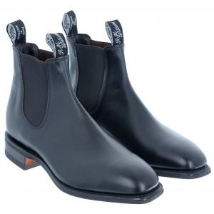 R. M. Williams Comfort Craftsman Boots - Black