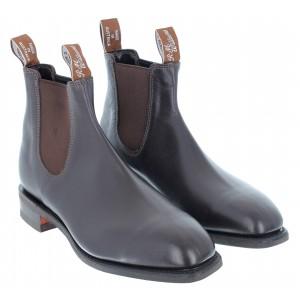 R. M. Williams Comfort Craftsman Boots - Chestnut