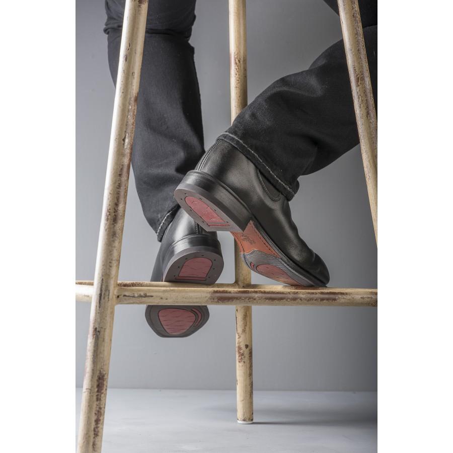 Dynamic Flex Comfort Craftsman Boots - Black