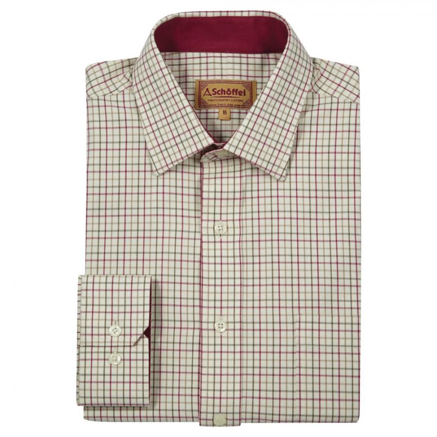 Burnham Tattersall Shirt