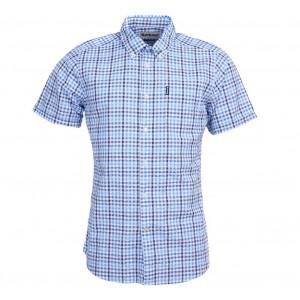 Barbour  Seersucker 6 Short Sleeved Shirt MSH4670