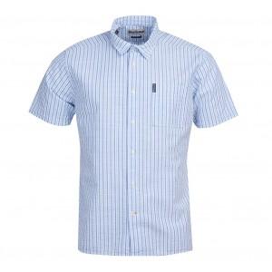 Barbour Seersucker 8 Short Sleeved Shirt MSH4672