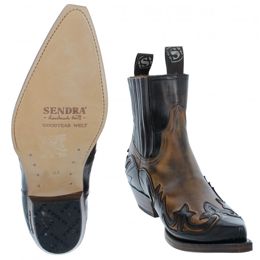 4660 Cuervo Boots