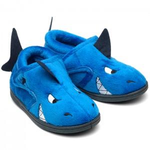 Chipmunks Sharky Slippers