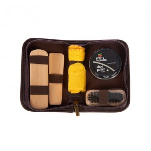 Barbour Shoe Care Kit MAC0156