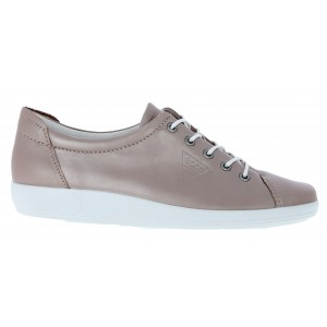 Ecco Soft 2.0 206503 Shoes - Champagne Metallic