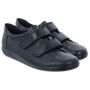 Ecco Soft 2.0 206513 Black ( Wi Bl So) Leather