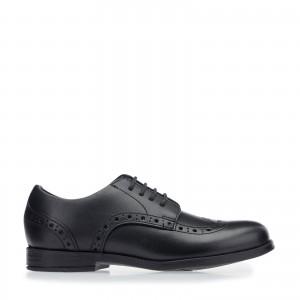 Start-Rite Brogue Pri Shoes - Black