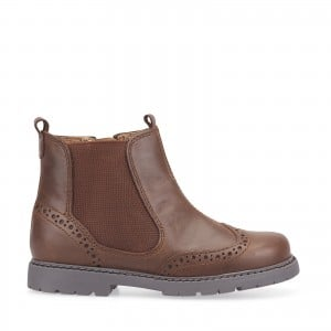 Start-Rite Chelsea Boots - Brown