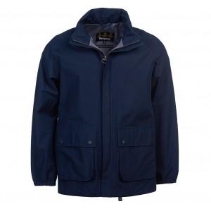 Barbour Stanley MWB0775 Jacket - Navy
