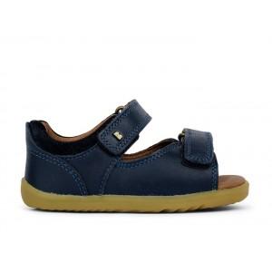 Bobux Step Up Driftwood 7286A Sandals - Navy