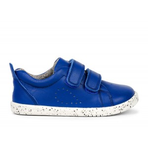 Bobux Step Up Grass Court 7289 Shoes - Blueberry