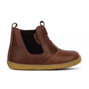 Bobux Step Up Jodhpur 7219 Boots - Toffee