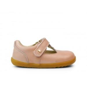 Bobux Step Up Louise 7283 Shoes - Dusk Pearl