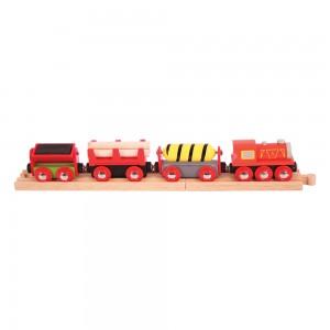 Bigjigs Supplies Train BJT183