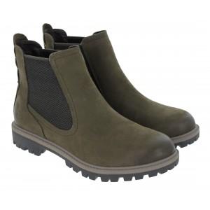 Tamaris Papaw 25401 Boots - Olive