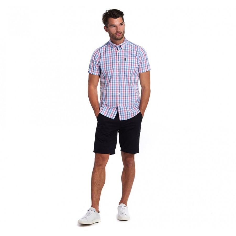 Tattersall 14 Short Sleeved Shirt MSH4681