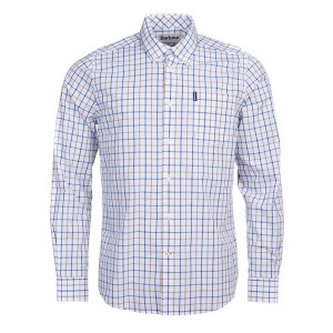 Barbour Tattersall 13 Tailored Shirt MSH4680