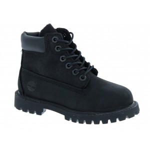 Timberland 6in Premium WP Youth Boots - Black