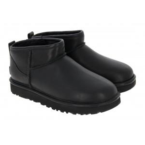 Ugg Classic Ultra Mini Boots - Black