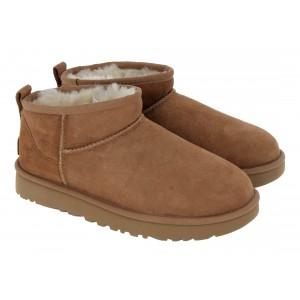 Ugg Classic Ultra Mini Boots - Chestnut
