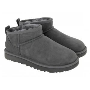 Ugg Classic Ultra Mini Boots - Grey