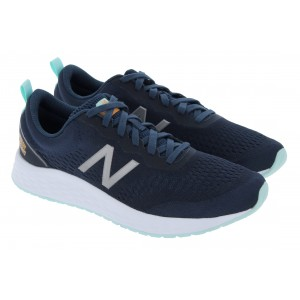 New Balance WARISCN3 Trainers - Navy/Silver