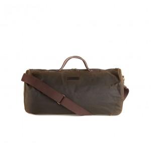 Barbour Wax Holdall UBA0017 Luggage Bag- Olive