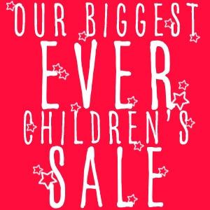Childrens (Kids) Sale