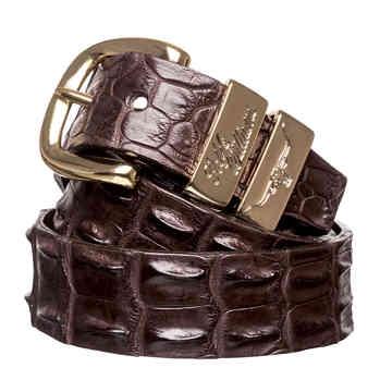 R. M. Williams® Mens Crocodile Belts