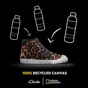 Clarks X National Geographic