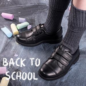 Back To School Shoe Shop