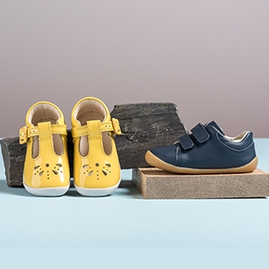 Childrens (Kids) First Shoes
