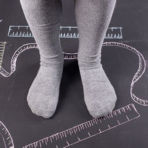 Our guide to measuring feet from home
