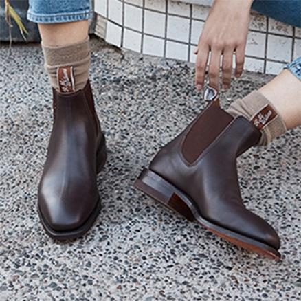 R. M. Williams® Ladies Boots