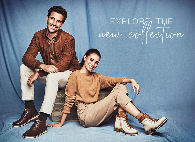 Explore the new collection